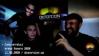 Entrevista a Contrarreloj en semifinales de Arena Sonora 2020 (11.02.2020)