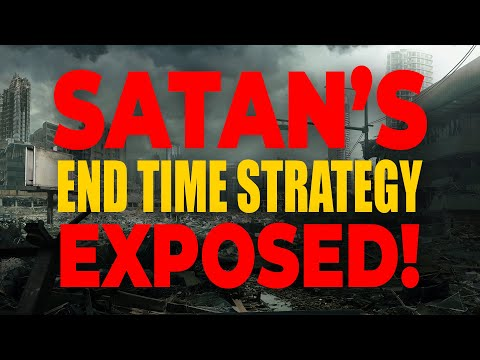 I Saw Satan's Manual for End Time Global Warfare!