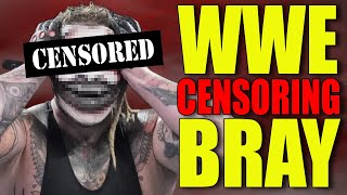 WWE CENSORING 'The Fiend' Bray Wyatt!? Incident! Alicia Fox DR*UNK Backstage! (Kicked out!) WWE News