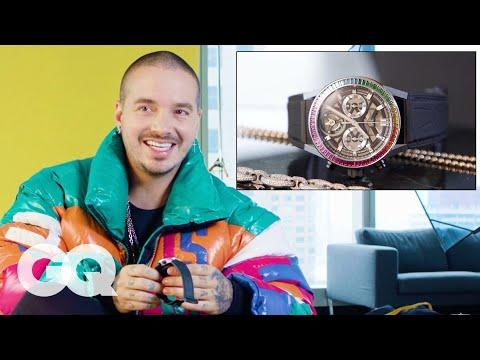 J Balvin Shows Off His Insane Jewelry Collection   GQ - UCsEukrAd64fqA7FjwkmZ_Dw