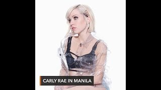 Carly Rae Jepsen is coming to Manila