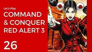 Let's Play Command & Conquer: Red Alert 3 #26 | Empire Mission 8: Crumble, Kremlin, Crumble