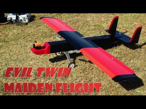 The Evil Twin - first flights of a DIY depron fpv plane - UC254sBts5hDwFC_B7ia5Dsw