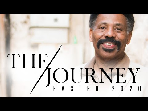 The Journey  Resurrection Sunday Service featuring Tony Evans & Kirk Franklin