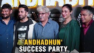 Ayushmann Khurrana, Tabu And 'Andhadhun' Team National Film Awards SUCCESS Party | FULL EVENT