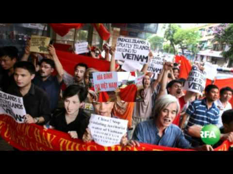 Bài ca biểu tình chống Trung Quốc