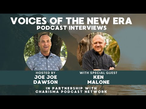 Apostle Ken Malone & Joe Joe Dawson  Voices of the New Era  May 2020