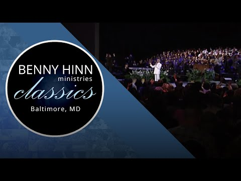 Benny Hinn Ministry Classic - Baltimore, MD 2004