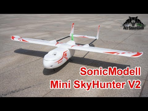 Mini SkyHunter V2 Maiden Flight Testing - UCsFctXdFnbeoKpLefdEloEQ
