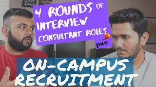 How To Get Job at PwC Through College Career Fair in USA| Risk Assurance Analyst Role | USC Campus