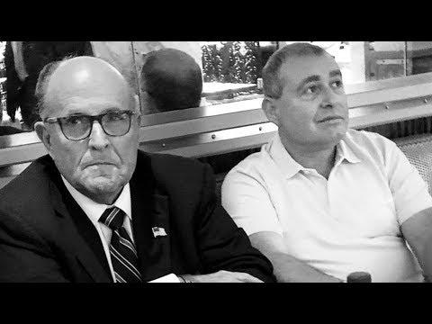 Breaking Giulianis 2 Ukrainian Associates Arrested