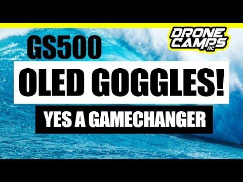 OLED FPV Goggles! - Skyzone GS500 OLED FPV Goggles   HONEST REVIEW - UCwojJxGQ0SNeVV09mKlnonA