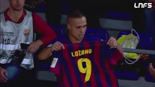 Spain League - Round 19 - FC Barcelona 4x2 Levante