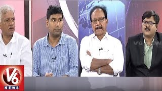 Special Discussion On Inter Board Re-Verification Results | Good Morning Telangana | V6 News