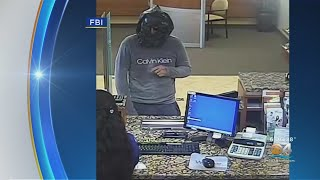 FBI Searching For Plastic Bag Wearing Robber Who Targeted Bank In Wilton Manors