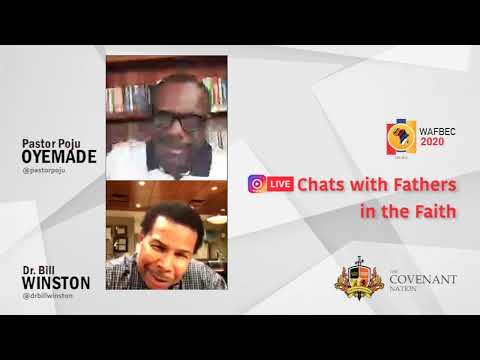 WAFBEC2020 ONLINE SERIES with Dr. Bill Winston