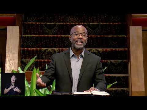 Sermon - 08/30/2020 - Pastor Greg Brewer - Christ Church Nashville