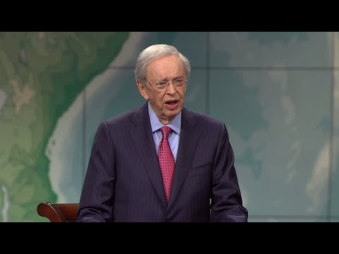 Jesus NEVER changes Dr. Charles Stanley
