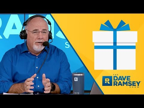 Don't Make This Mistake During The Holidays - Dave Ramsey Rant