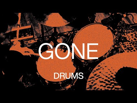 Gone  Official Drums Tutorial  At Midnight  Elevation Worship