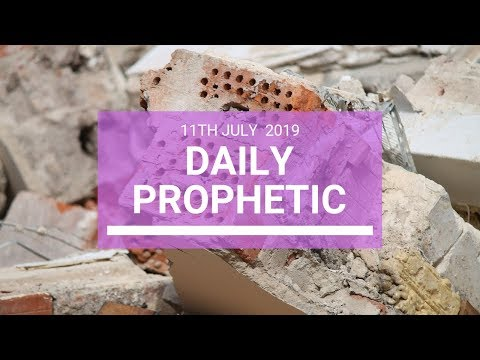Daily Prophetic 11 July Word 4