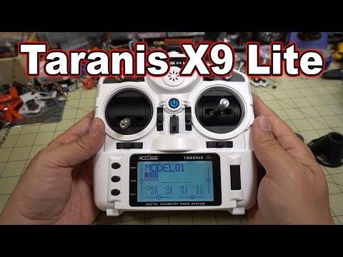 FrSky Taranis X9 Lite Radio Intro 📡 - UCnJyFn_66GMfAbz1AW9MqbQ