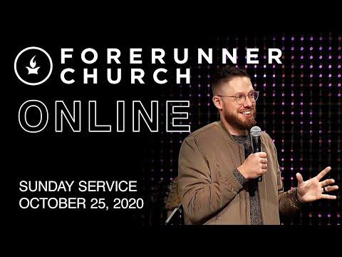 Sunday Service  IHOPKC + Forerunner Church  October 25