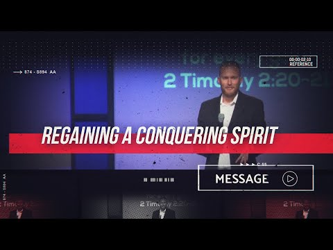 Nov 15th - DestinyYUMA - Regaining a Conquering Spirit