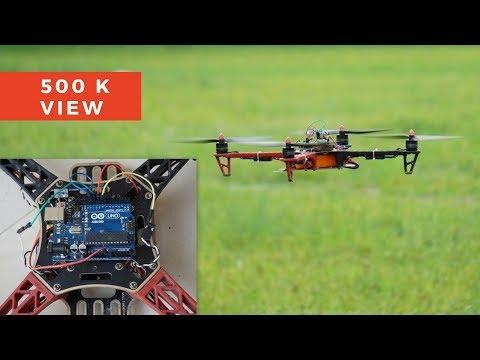 How To Make A Flying Drone | DIY Arduino Drone | Indian LifeHacker - UC2kZs1f6gVXgxjwfVeoXD9g