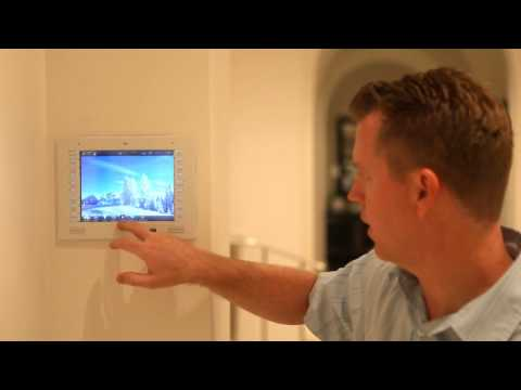 Home Automation demonstration (Crestron) - UCVFM_fhpGkmjsWDaR0a4M7w