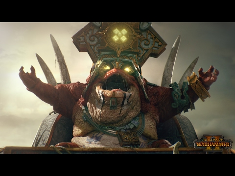 Total War: Warhammer 2 - Cinematic Announcement  Trailer - UCKy1dAqELo0zrOtPkf0eTMw