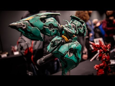 3D Modeling, Printing, and Painting a Custom Gundam! - UCiDJtJKMICpb9B1qf7qjEOA