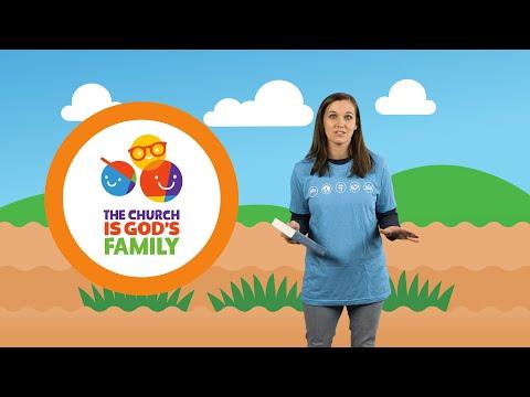 April 25, 2021 - Little Village Lesson - Preschool
