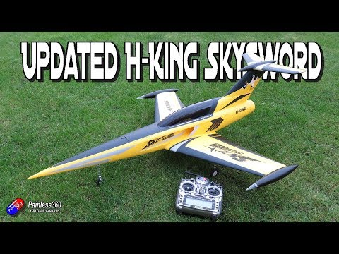 Updated H-King Skysword: Unboxing and build - UCp1vASX-fg959vRc1xowqpw