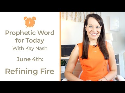 Prophetic Word for Today: June 4th