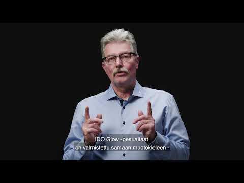 IDO Glow tuotevalikoima