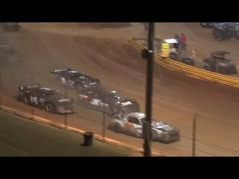 Modified Street at Lavonia Speedway October 16th 2021 - dirt track racing video image