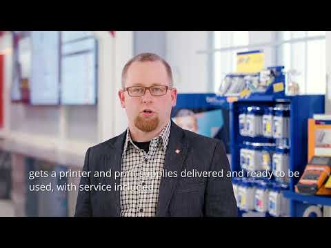 Case study: DG JH Computer Oy and Brother - How a reseller and vendor partnership commenced.
