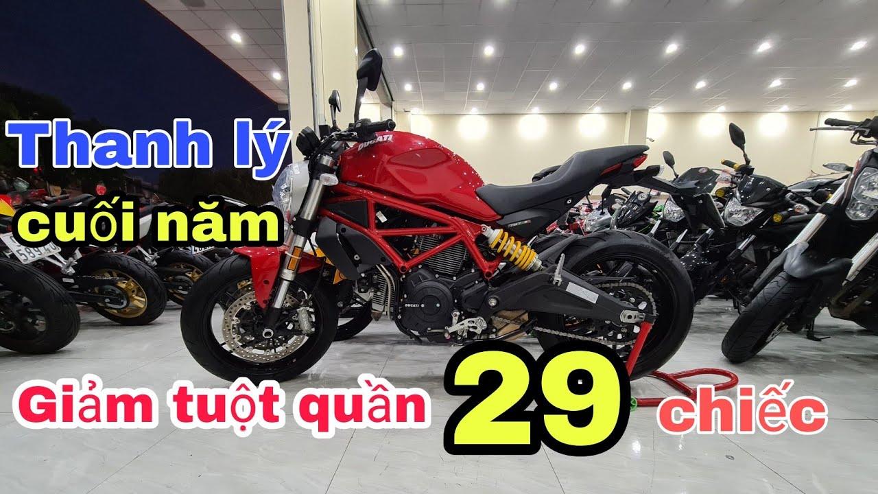 xả lô moto củ PKL cuối năm giảm giá mạnh,môtô chính hãng có bảo hành | Mỹ Motor