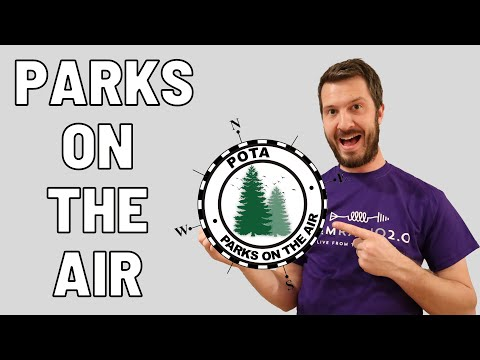 Parks On The Air Update - August 2021   POTA with Vance N3VEM