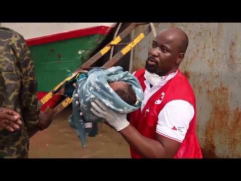 Vi kämpar för att rädda liv efter cyklonen Idai i Moçambique
