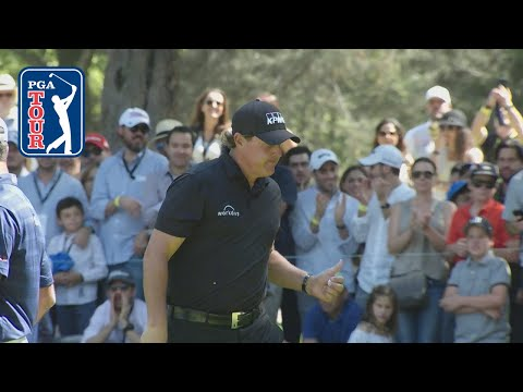 Phil Mickelson?s best moments from 2018 WGC-Mexico Championship 2019