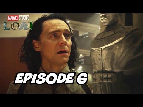 Loki Episode 6 Finale Marvel TOP 10 Breakdown Easter Eggs and Ending Explained - UCDiFRMQWpcp8_KD4vwIVicw