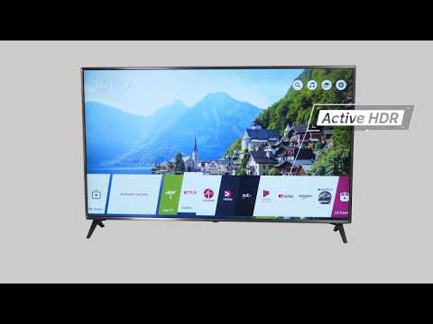 LG UHD UK6500 - 360 Video
