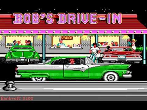 Street Rod (Magic Partners, P.Z.Karen Co.) (MS-DOS) [1989] [PC Longplay]