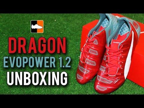 fe78b6553dda PUMA evoPOWER 1.2 Limited Edition Dragon Unboxing