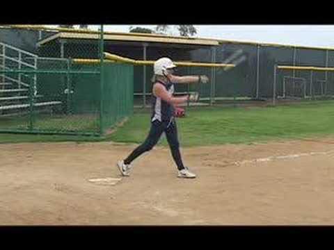 Mackenzie Morgan #12 - SD Lightning - 3B