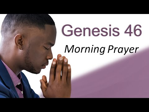 GOD WILL PRESERVE YOU THROUGH YOUR FAMINE - MORNING PRAYER
