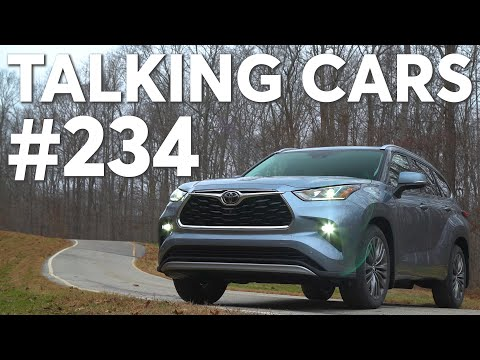 2020 Toyota Highlander First Impressions; Studded Tires & Rustproofing for Winter Driving - UCOClvgLYa7g75eIaTdwj_vg
