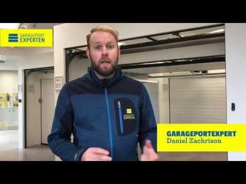 Garageportexperten - Hur fungerar garageportens klämskydd